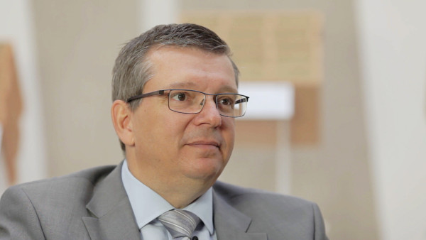 Wienerberger Ziegelindustrie GmbH Geschäftsführer-Interview | Produktion, Kamera, Nachbearbeitung