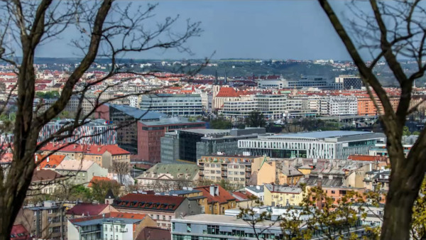 Rivercity Prag Timelapse Immobilienfilm | Produktion, Kamera, Nachbearbeitung