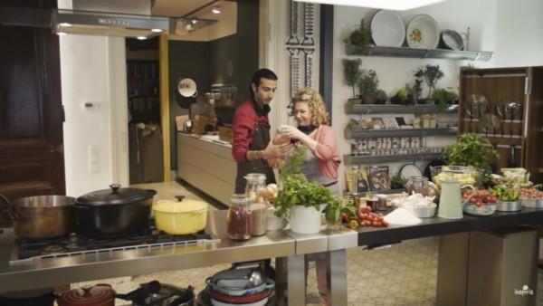 Trailer für Kochshow mit Haya Molcho | Kamera