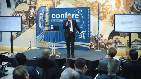Event-Doku 9. Confare ERP Infotag 2016 | Produktion, Kamera, Nachbearbeitung