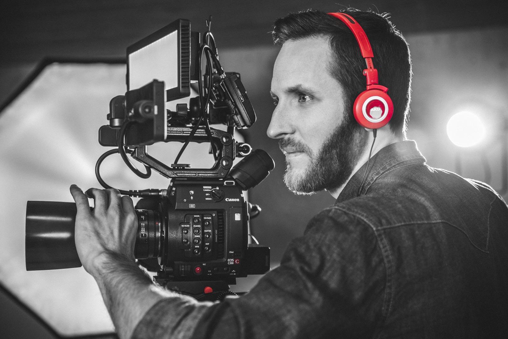 Kameramann - Kamerateams - Dominik Hörner